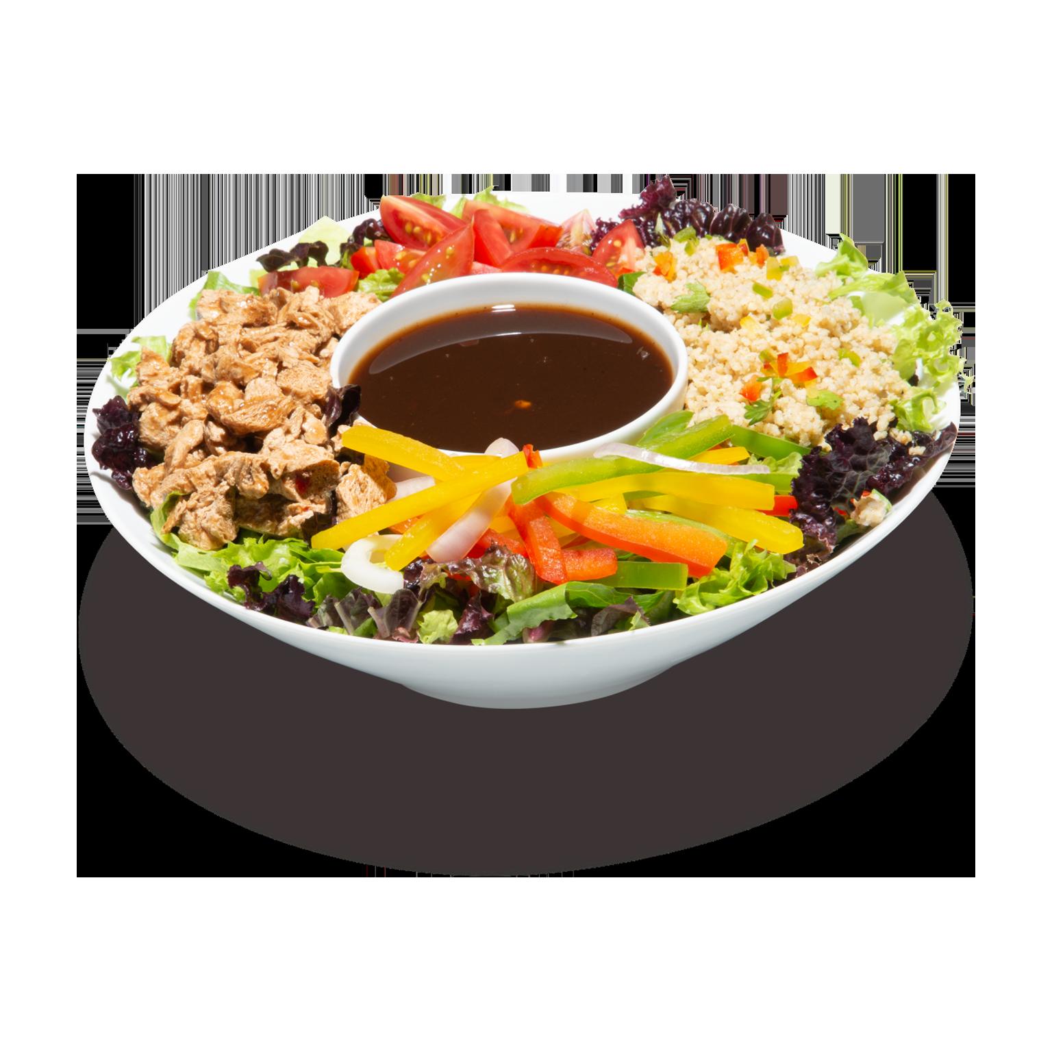 BBQ Protein Bowl