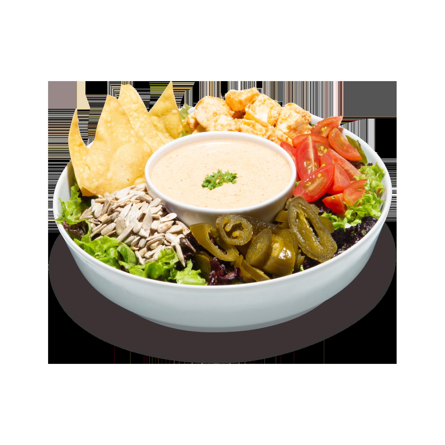 Chipotle Cilantro salad