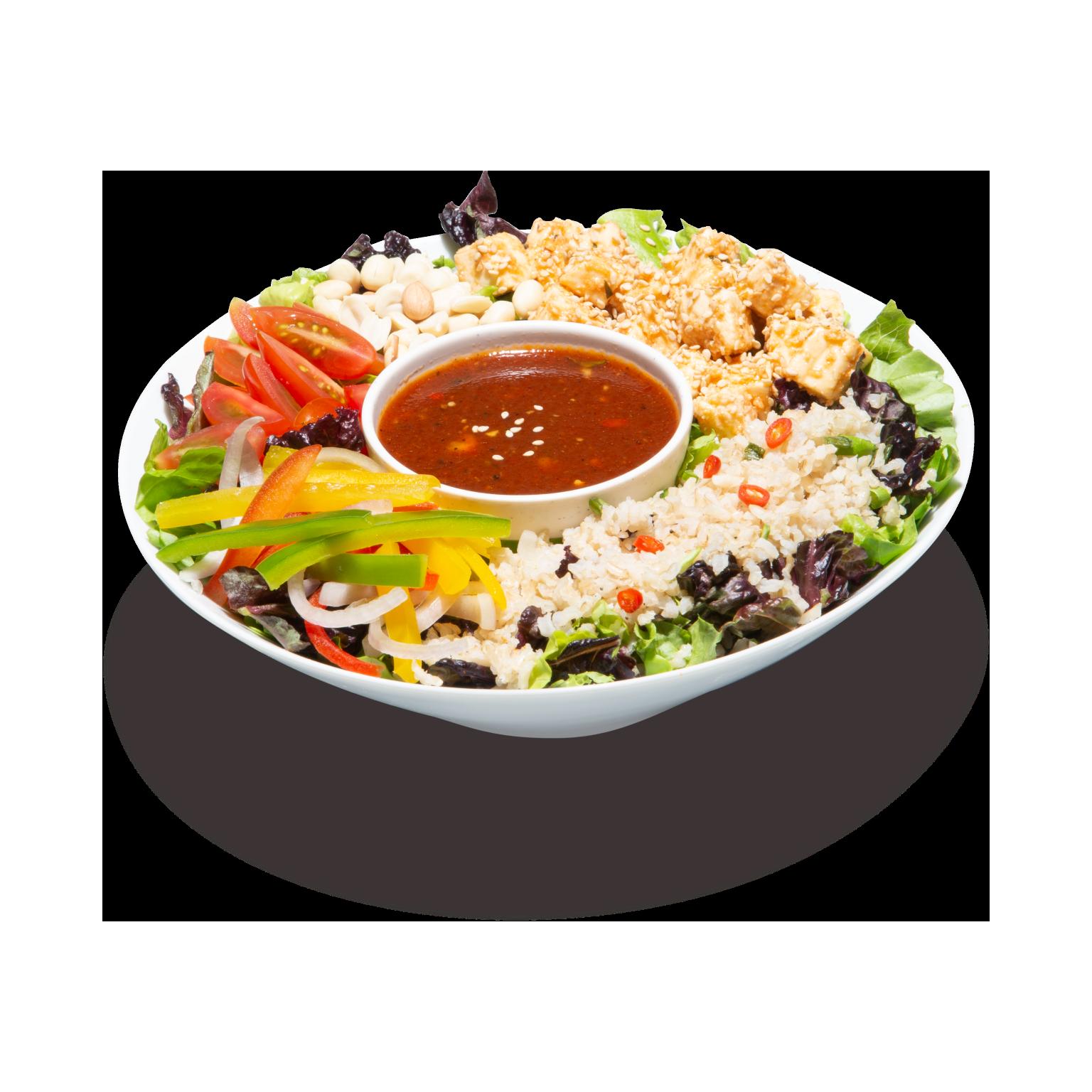 Thai Chili Protein Bowl