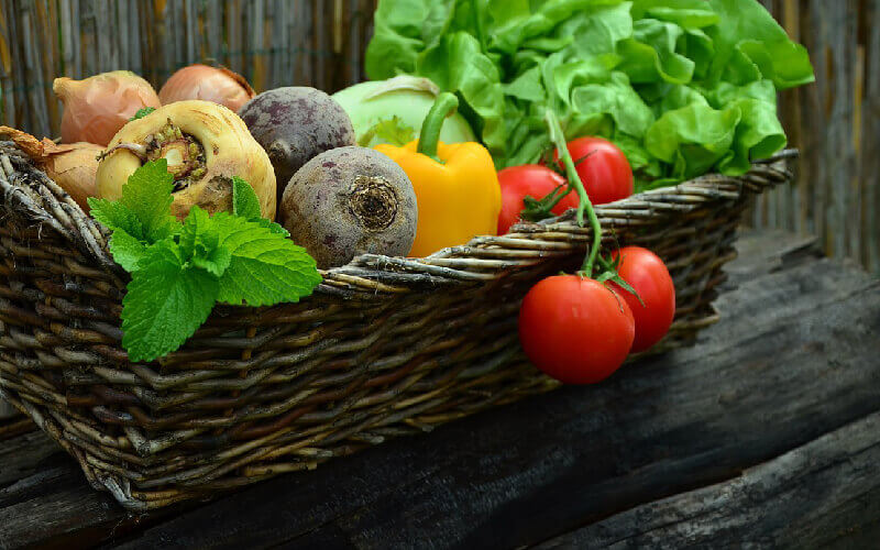 Enjoy the benefits of buying vegetables online