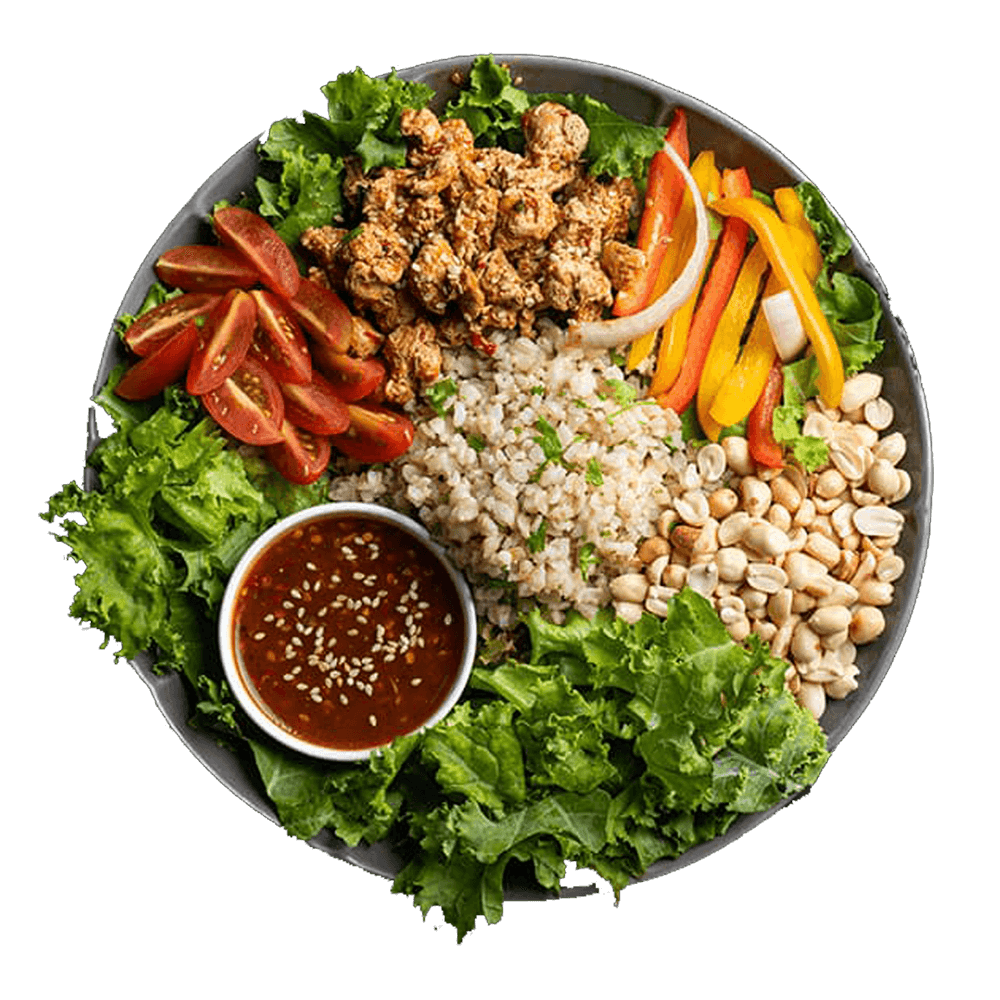 Thai Chilli Proteiz Bowl