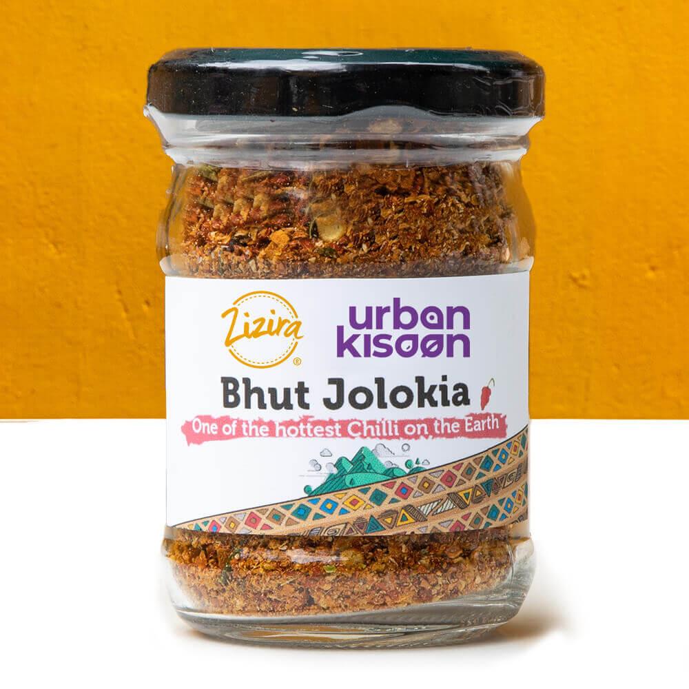 Bhut Jolokia Chilli Flakes
